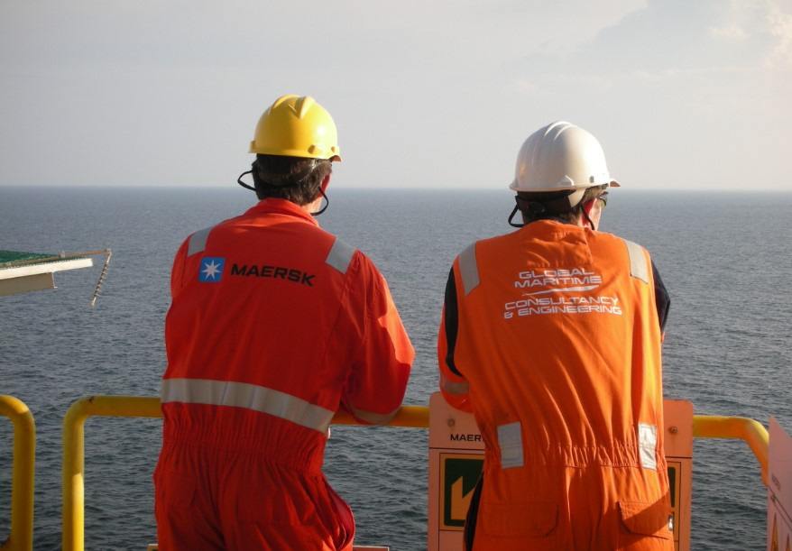 Maersk Drilling and Global Maritime
