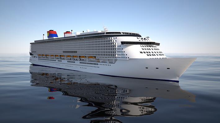 Cruise Ship 2  - MV Werften
