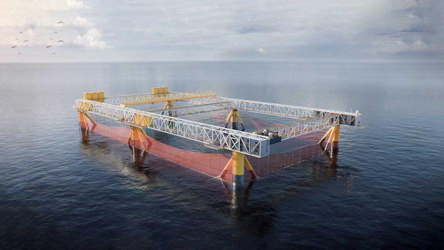 Global Maritime Aquaculture Design