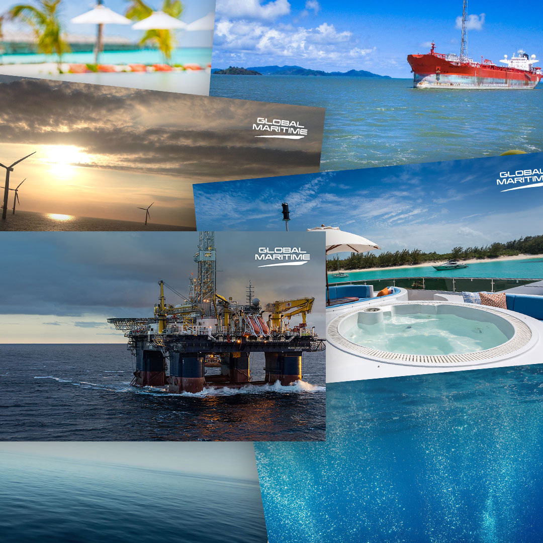 Maritime Video backgrounds from Global Maritime