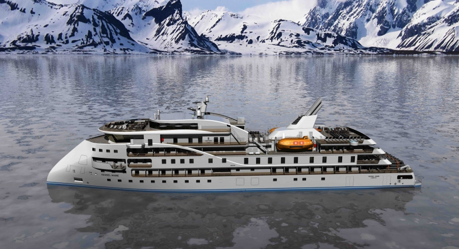 Polar Cruise Vessel
